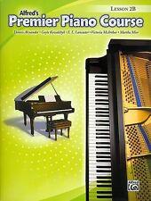 ALFRED'S PREMIER PIANO COURSE LESSON BOOK 2B MUSIC BOOK BRAND NEW ON SALE!!