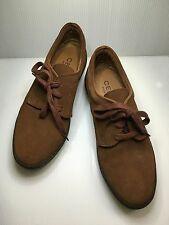 CERTO Women Brown Suede Style Silga Shoes 37 EU / 6-6.5 US New Without Box
