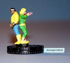 Marvel Heroclix Superior Foes of Spider-Man 050 Power Man & Iron Fist Super Rare