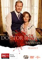 DOCTOR BLAKE - SEASON 5 -  DVD -  Region 2 UK Compatible