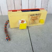 Vintage Fisher Price Pocket Camera Childs Camera Toy A Trip To The Zoo
