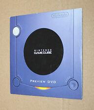 2002 Nintendo GameCube Preview DVD Super Mario sunshine Star Fox Adventures etc
