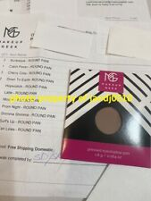 100% Authentic Makeup Geek Pressed Eye shadow Pan LATTE Brown MATTE Round refill