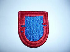 US ARMY BERET BACKING FLASH 17