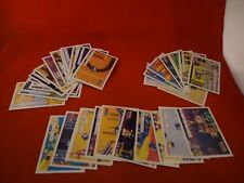 Sonic the Hedgehog Sega Genesis Topps Trading 33 Card Set (without stickers)