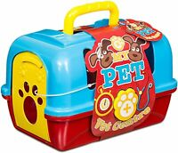 My Pet Vet Centre Carry Case Toy Veterinary Playset Plush Dog & Accessories Set