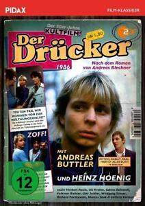 DVD * DER DRÜCKER - HEINZ HÖNIG - 80erKULT - Pidax # NEU OVP
