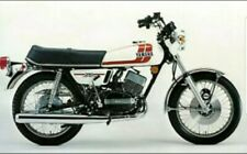 RD250B 1975 USA FULL PAINTWORK DECAL KIT