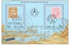 BLK00428 Stamps block