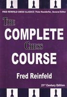 The Complete Chess Course by Fred Reinfeld. NEW CHESS BOOK