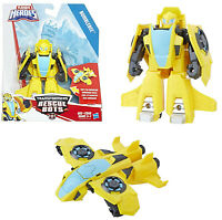 Transformers Rescue Bots ~ JET MODE BUMBLEBEE Action Figure ~ Hasbro