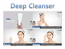 [Deep Cleanser] 5.1 fl oz Firm & Glossy Skin Care Clear Skin Tone Care 150 ml