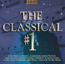 NEW The Classical #1's [2 CD] (Audio CD)