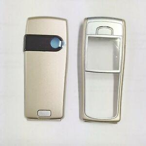 Cover Oberschale für Nokia 6230 6230i Hülle Frontcover Akkudeckel weiß rosa blau