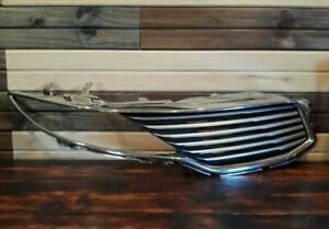 2013-2016 LINCOLN MKZ USED GRILLE RIGHT RH OEM