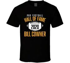 Bill Cowher Hall Of Fame Pittsburgh Football T Shirt