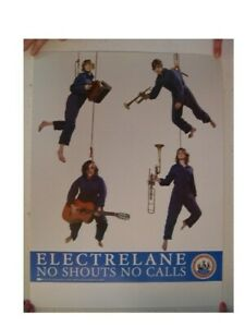 Electrelane Poster No Shouts No Calls