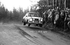 El Señor Vatanen nos Ford Escort RS1800 ganador 1000 lagos fotografía Rally 1981 2