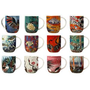 Maxwell & Williams Melanie Hava 440ml Porcelain Coffee/Tea Mug/Cup