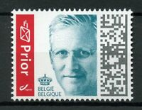Belgium 2019 MNH King Philippe Filip Prior 1v Set Royalty Stamps