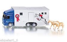 Trasporto cavalli con accessori, Siku Super 1:50, Art.1942 , novità 2014