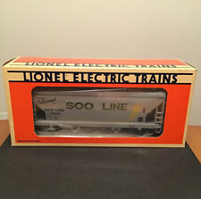 Lionel 6-17006 Soo Line 2-Bay ACF Hopper with Open Box