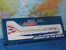 1/200 SKYMARKS BRITISH AIRWAYS BOEING B747-400 W/GEAR AIRCRAFT MODEL *BRAND NEW*