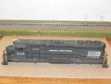 Athearn HO Custom Penn Central SD45 Locomotive Shell w/Painted Handrails