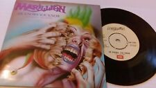 "Marillion - He Knows You Know -  Vinyl 7"" Single UK 1st Press"