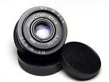 Industar - 50-2 russisches Pancake m42 Screw Mount Lens. EX!