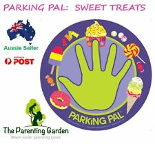 Parking Pal Car Magnet - SWEET TREATS - Car Decal, Children Safety in Carparks