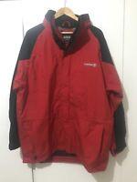Timberland Goretex RED Jacket