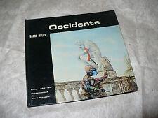ARTE OCCIDENTE FRANCO MULAS PITTURE 1967-69 PRESENTAZIONE DARIO MICACCHI