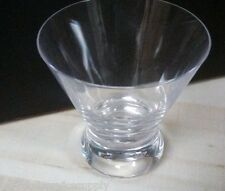 New listing Set of 4 - 8 oz Cosmopolitan Cocktail Glass Polycarbonate Durable Martini Cosmo