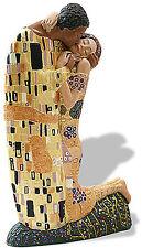 Gustav Klimt THE KISS Licensed Museum Art Sculpture Statue