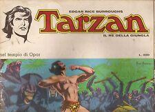 """TARZAN SPECIAL """"NEL TEMPIO DI OPAR""""- Ed. CENISIO - 1972 - Discreto"""