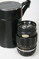 spira-tel 135mm f/2.8 téléphoto Objectif Nikon NON AI support