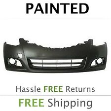 NEW Fits: 2012 2013 Nissan Altima Coupe Front Bumper Painted NI1000275
