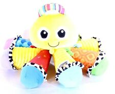 Lamaze Tomy Octotunes Infant Development Toy Age 0-24 mos.