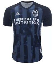 ADIDAS Los Angeles Galaxy LA Away Authentic MLS Jersey Sz Large DP4838 $120 NWT