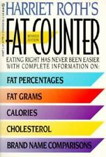 Harriet Roth's Fat Counter by Harriet Roth (1992, Paperback)
