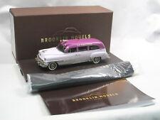 Brooklin Models CSV 21 1954 Weller-DeSoto Ambulance 2-Tone Lilac 1/43