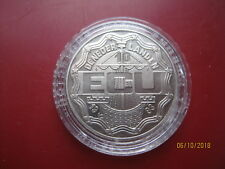 Netherlands 1993 10 ECU Coin - Maastricht Treaty