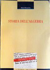 SILVIO MARACCHIA STORIA DELL'ALGEBRA LIGUORI 2008