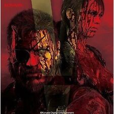 Metal Gear Solid 5: Lost Tapes by Original Soundtrack (CD, Apr-2016)