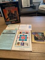 Advanced Dungeons And Dragons AD&D Eye Of The Beholder III IBM 1993 BOX ONLY