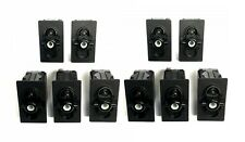 10 Pack Carling Technologies Sealed Rocker Switches ON – OFF SPST. V1D1-B60B-...