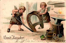 Vor 1914 Neujahrskarten