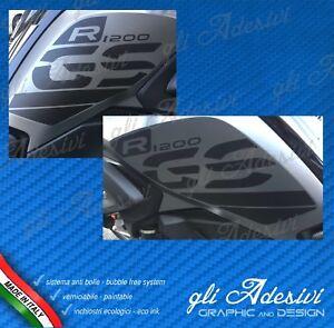 Set Adhesives Hip Tank Motorcycle BMW R 1200 GS LC Executive New 18