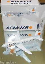 Schabak 1:600 Scale Diecast 903-44 Scanair Airbus A300B New in Box